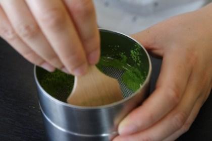 วิธีทำเบียร์ชาเขียวมัทฉะ