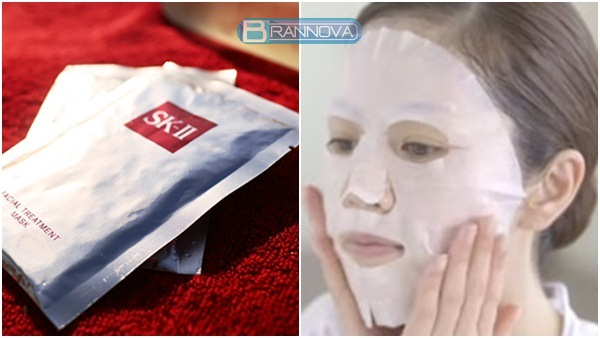 SK-II Whitening Source WS Melting Essence Film