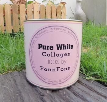 Pure White Collagen