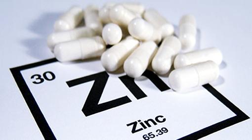 Zinc หรือ สังกะสี บำรุงผิวขาว