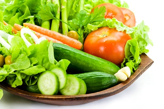 คอลลาเจนผักใบเขียว