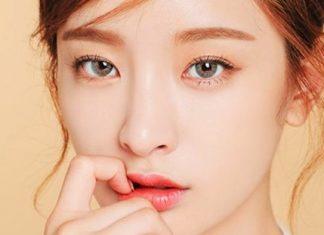 หน้าใสสาวเกาหลี